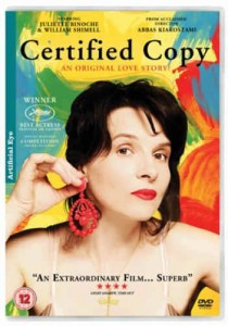 Certified copy poster
