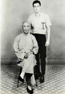 Ip man and Bruce Lee legends kung fu