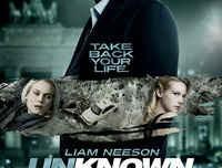 Unknown Liam Neeson poster