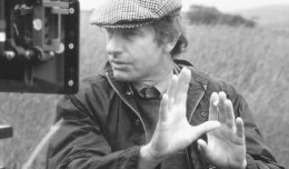 Peter Weir black and white