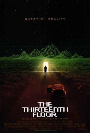 the-thirteenth-floor poster best