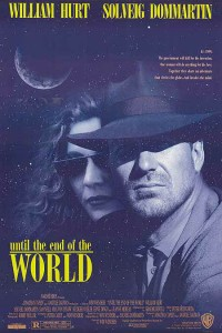 Until the end of the world poster