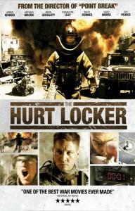 Hurt Locker poster
