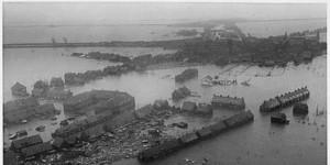 Oluja i poplave u Holandiji