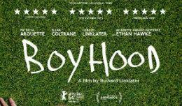 Poster Boyhood