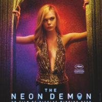 poster neonski demon