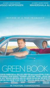 Zelena Knjiga Poster