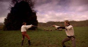 Scena dvoboja