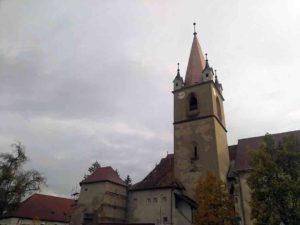 Targu Mures Crkva