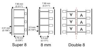 Filmska Traka 16mm 8mm