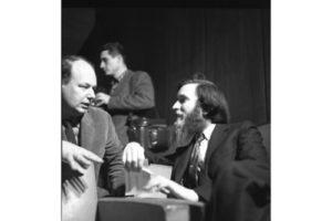 Dušan Makavejev i Adams Sitney