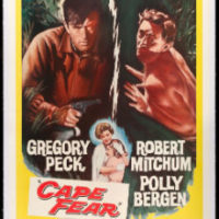 Cape Fear poster