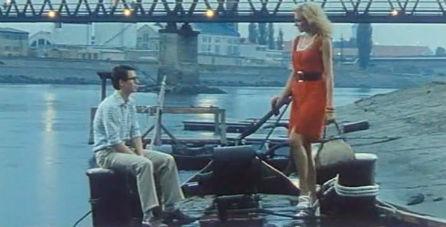 Kraljica Noci scena na doku